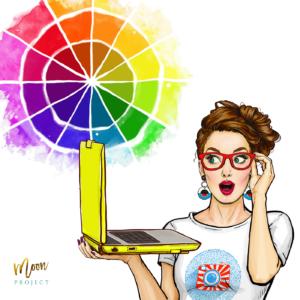 kolory marki, identyfikacja kolorystyczna marki, palet kolorów marki, ubierz swoją markę