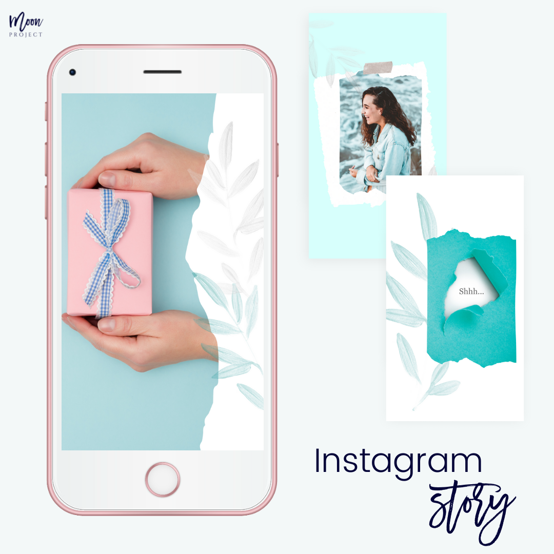 szablon canva, szablon Instagram, instagram template canva