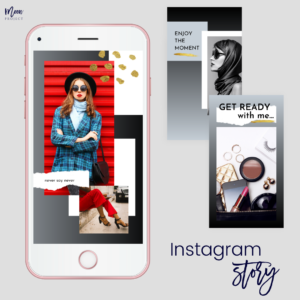 szablon canva, szablon Instagram, instagram template canva, szablon puzzle