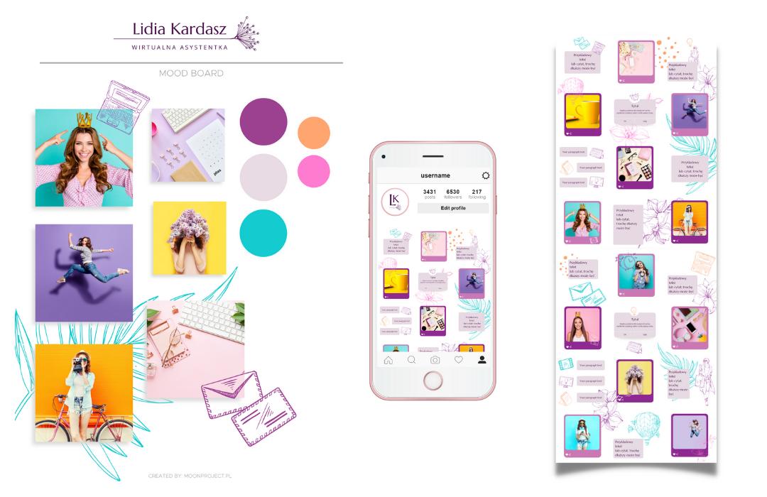 Branding - Lidia Kardasz